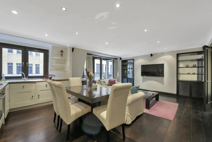 2bdr new apartment in London
