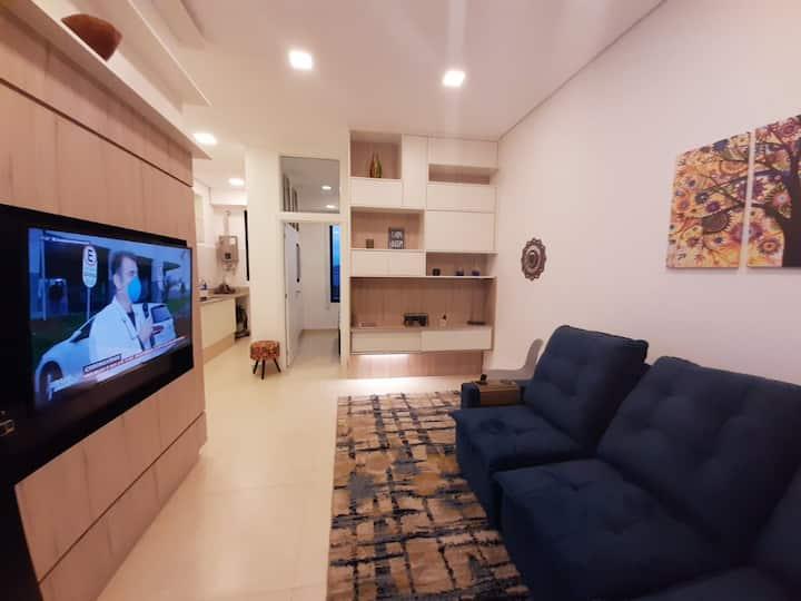 Apartamento Novo Todo Decorado
