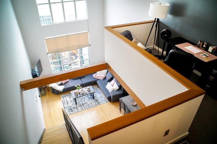 Look Over Santana Row In A Luxury 2 Bedroom Studio