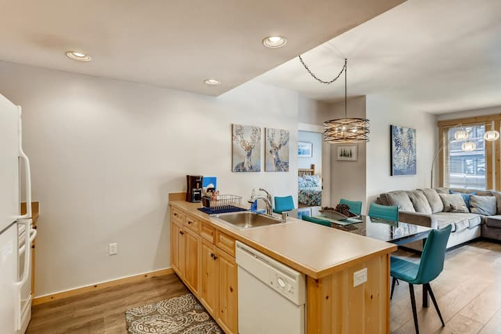 Center Village Condo that Won't Feel Like a Rental