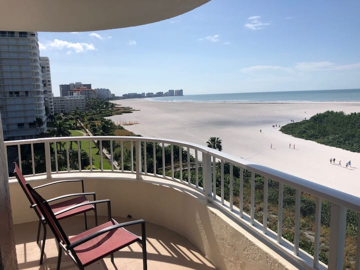 Sunsets and Endless Ocean Views,  End Unit Condo