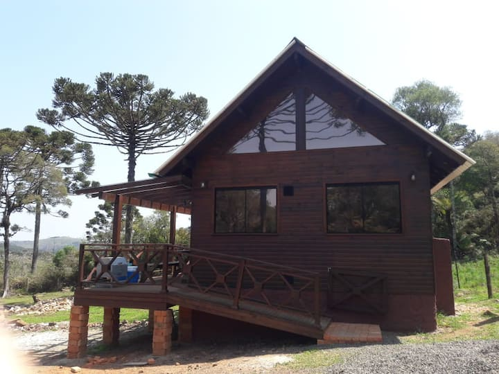 Cabana Pomar de altitude - Urubici SC