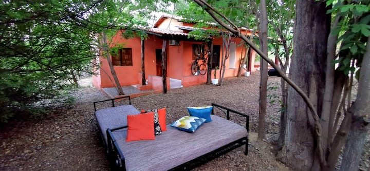 RUPESTRE ECO LODGE 2 (ao lado do Pq. Nacional)