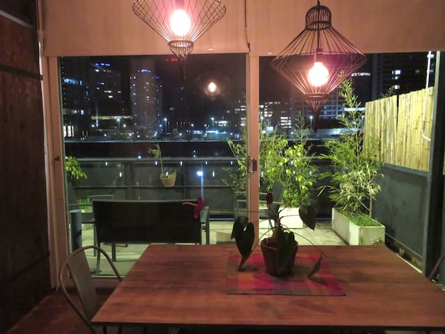 Amazing Waterfront Apartment in Puerto Madero.