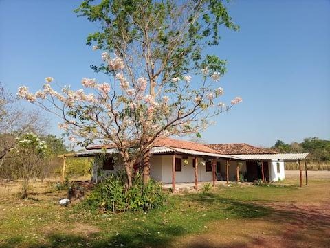 Chácara Cabana dos Lagos: Natureza e coracão