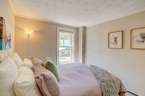 Posada boutique en Ouray: The Sutton Suite