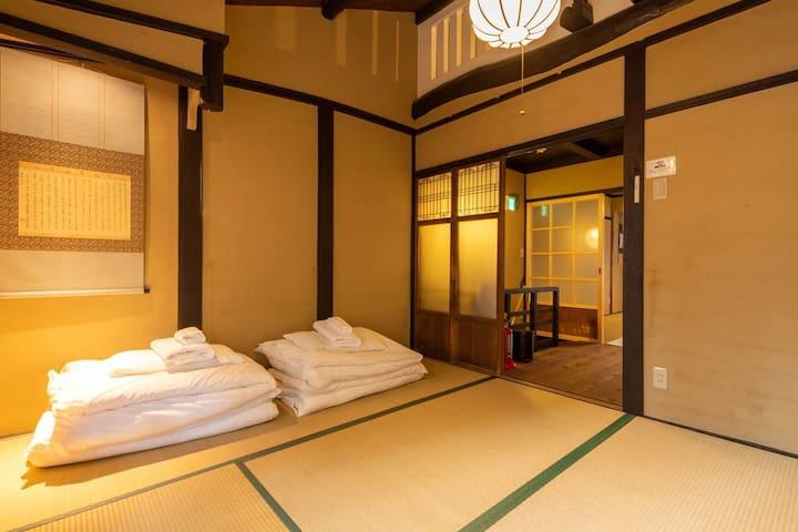 二楼榻榻米室2nd Floor Tatami Room