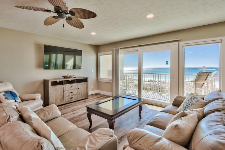 Renovated First Floor With Spectacular Views