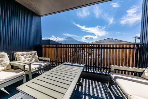 Mt. Fuji Resort Club -ZEN- Luxuary villa Mt. view