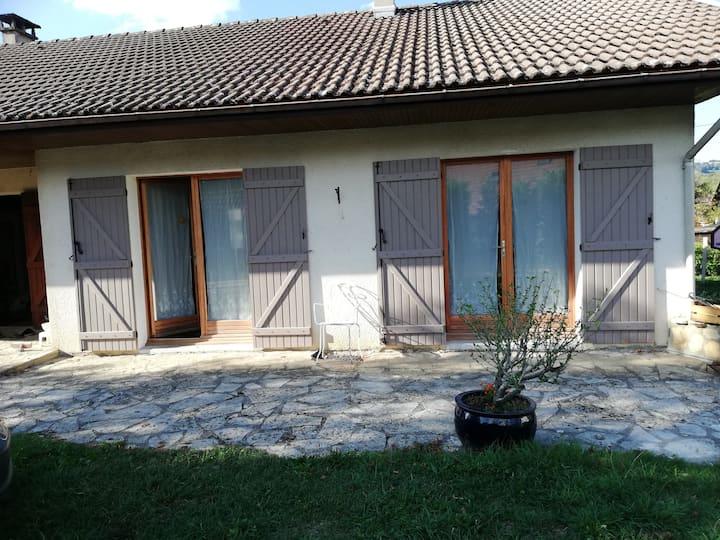 appartement dans village au cœur de la Chartreuse
