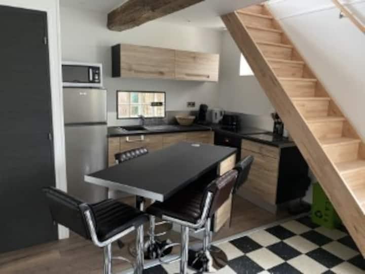 Le cottage de Philippe et Valérie