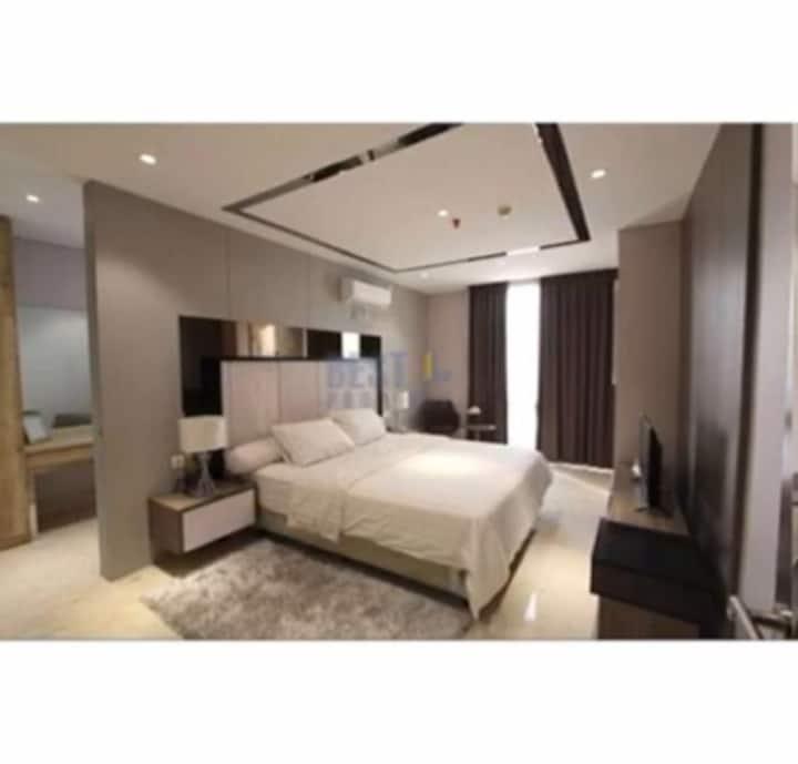 1BR comfort and cozy place at Kuningan area