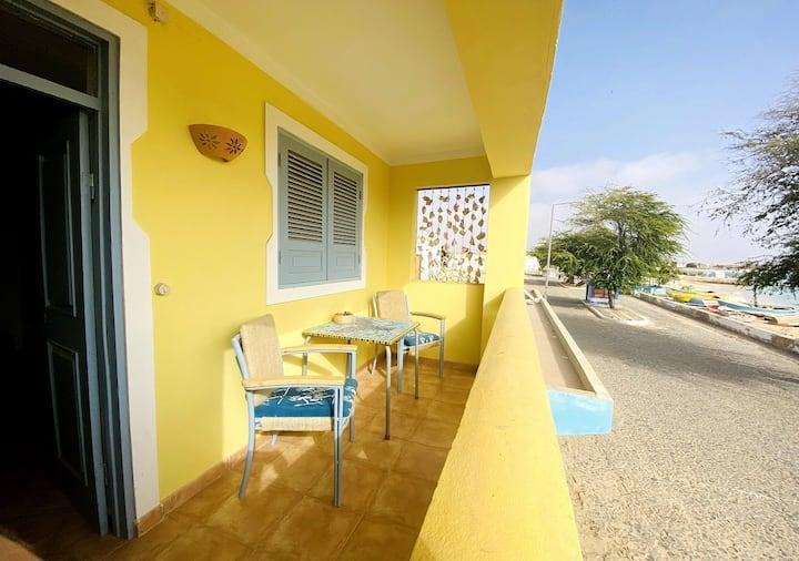 Sea view apartment, Sal Rei, Boa Vista, Cape Verde