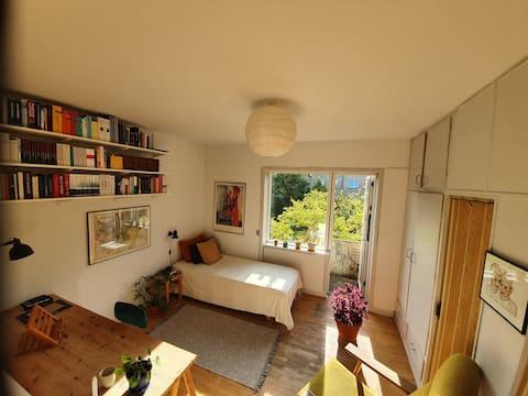 Hyggeligt værelse på Frederiksbjerg i Aarhus