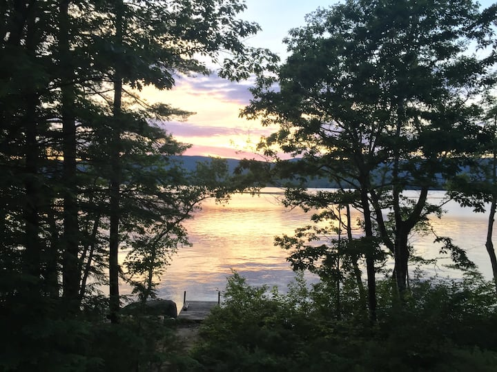 Exclusive Squam Lake Retreat