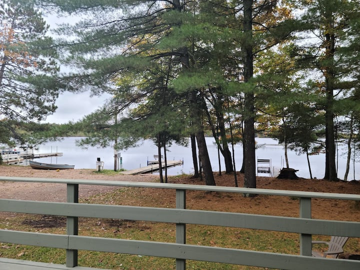 Wintergreen Cabin #1 on Moen Lake Chain