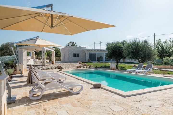 Tenuta Traghetto - Luxury villa with private pool