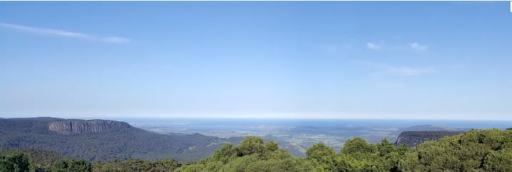 The Escarpment Panorama - it's all about the view!