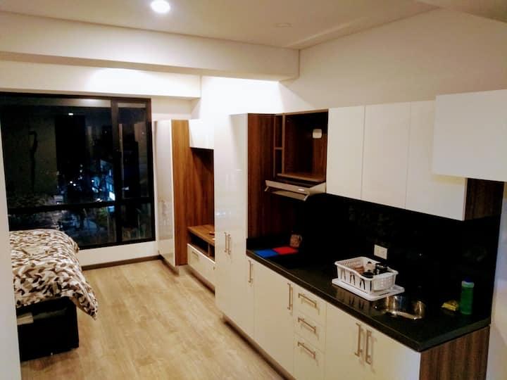 Private studio apartment near Parque Nacional