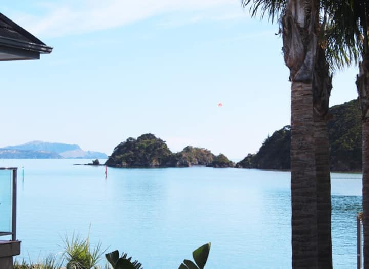 Seaside Apartment Paihia Bay of Islands NZ