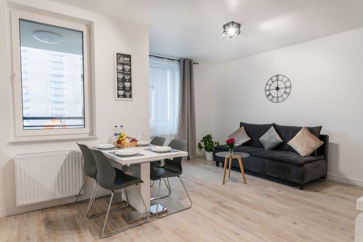 Pure Home Apartament Gwiaździsta B1423
