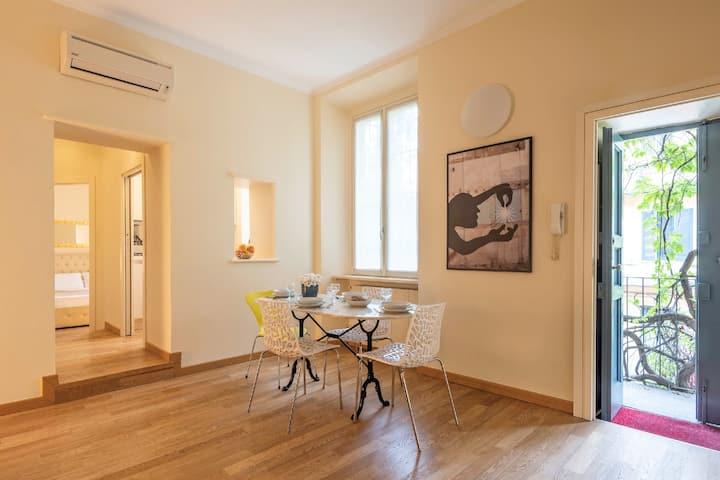 Corso di Porta Venezia Aparthotel 1BD/WIFI/4PAX