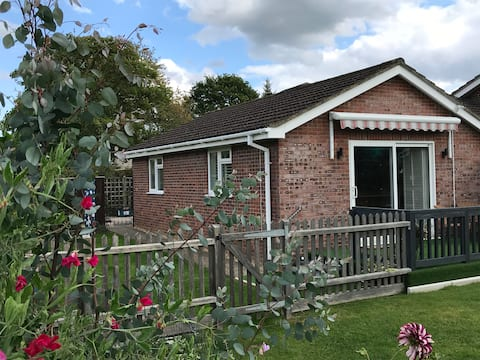 Paddock View - Self contained Annexe in Alderholt