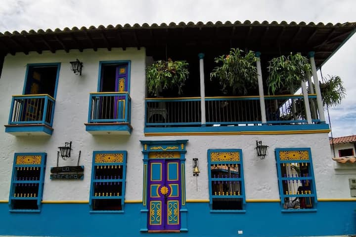 HERMOSA CASA EN CAUCA VIEJO: LA SERENA