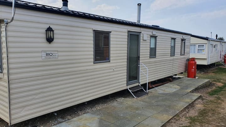 Hillcrest at Newbeach holiday park, Kent