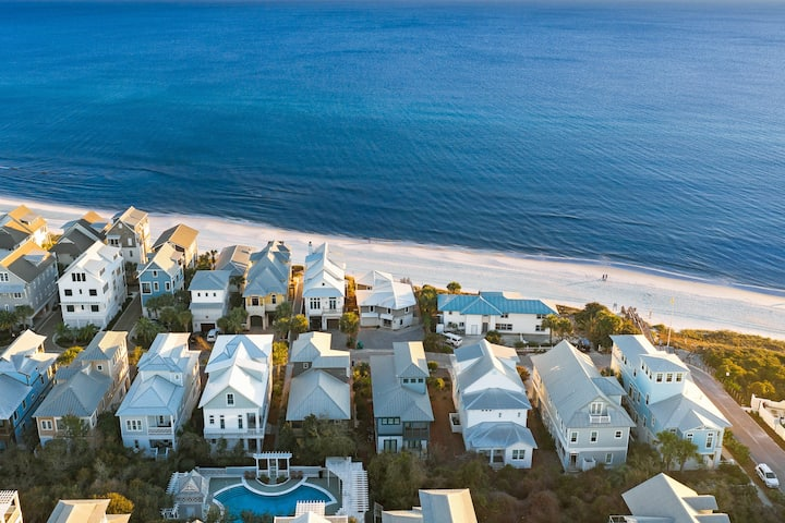 """""""Seas the Day"""" Steps from Rosemary Comm Beach+Pool"""