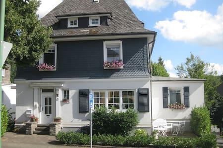 """""""Villa Kaffeemühle"""" so schön stadtnah und am See"""