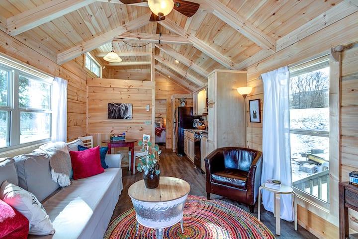 Meaningful Travel in New Cozy Mtn Farm Cabin