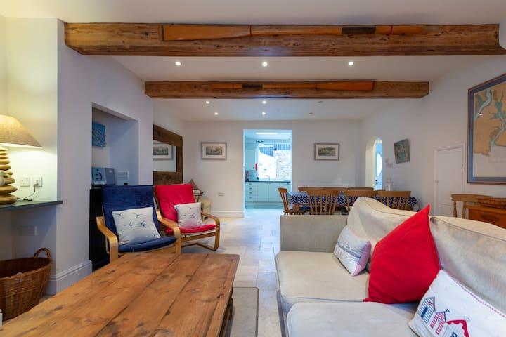 Island Cottage, Island Street; sleeps 8 Salcombe
