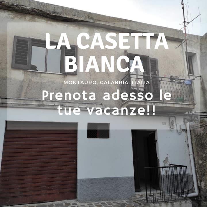 "NEW!!! ""LA CASETTA BIANCA"""