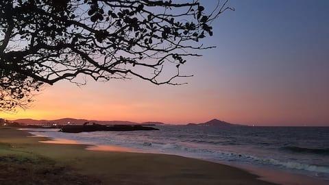 Casa em um paraíso chamado Praia de Cabeçudas