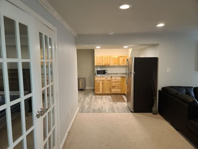 Fully Furnished Private Brand New Remodeled Apt.