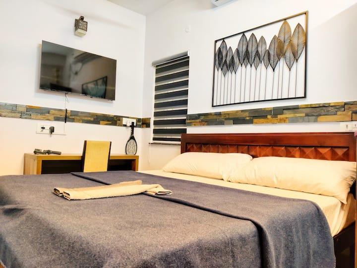 1 Room Studio-TAVAT Serviced Apartments - T Nagar