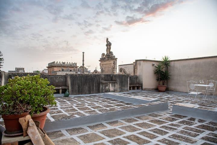 Appartamento a Porta San Biagio nel cuore di Lecce