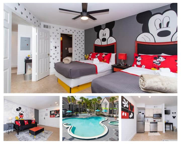 Magical condo  near Disney