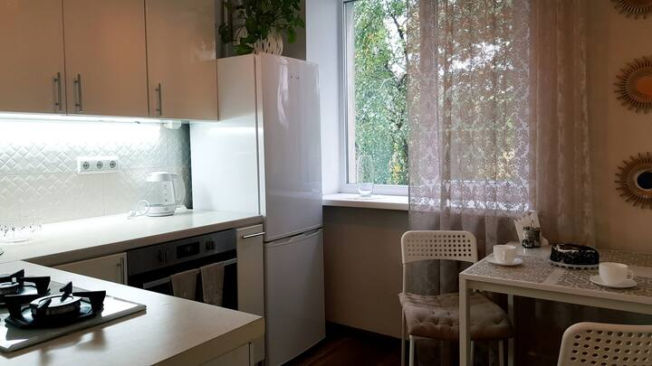 Maryina Roshcha Apartment