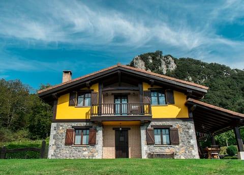 Casa rural en entorno privilegiado
