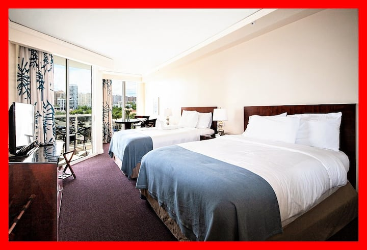 Deluxe Studio for 5x@Trump International OceanView