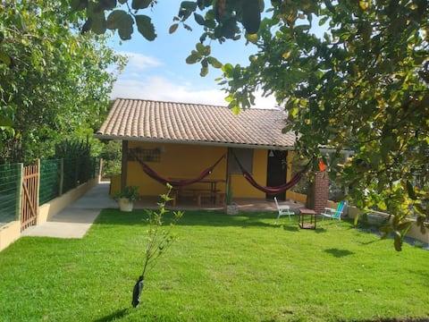 Casa nova Imbassai