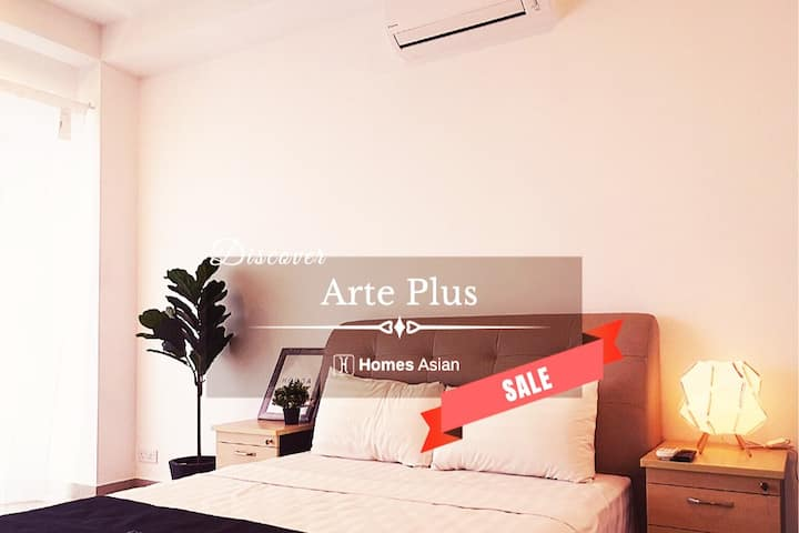 Arte Plus by Homes Asian - Studio suite . A218