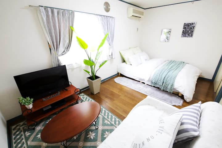Shinagawa area!From nearest sta 5 min walk ! AS671