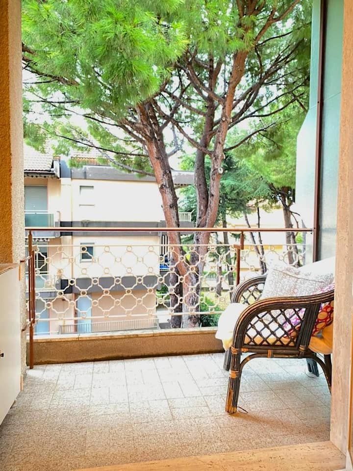 BORDIGHERA  APARTMENT NEAR THE SEA