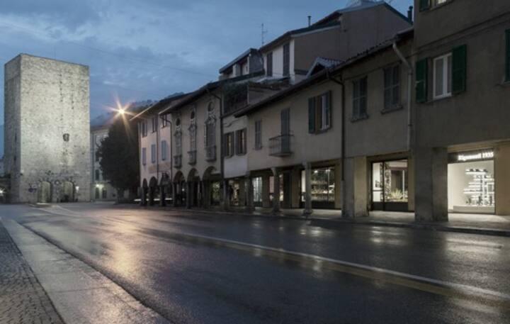 Downtown Como - Porta Torre flat