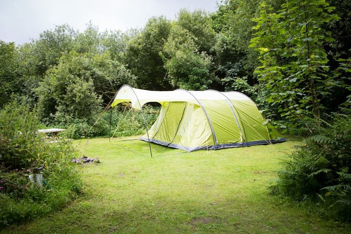 Dykes - Wild Camping - Private Pitch