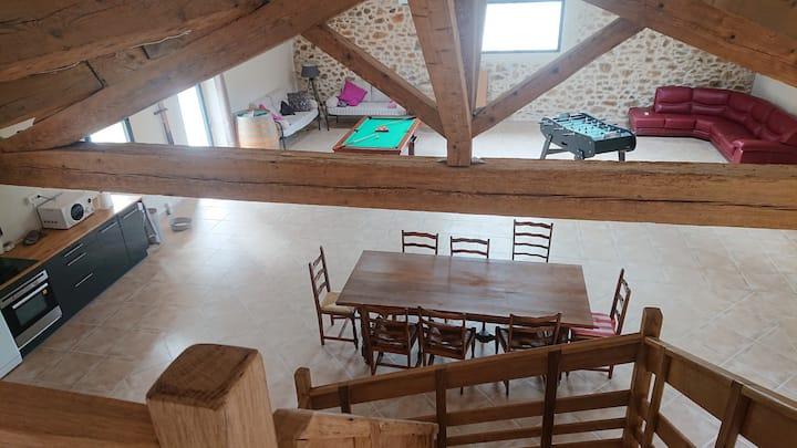 Domaine du Grand Arc: le Loft