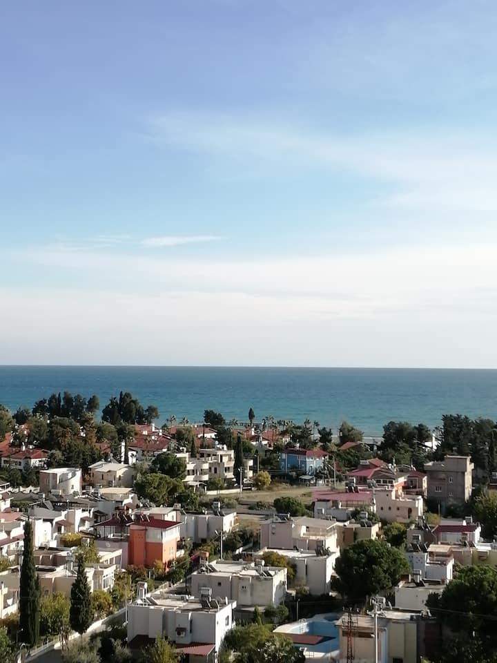 Супер квартира с видом на море